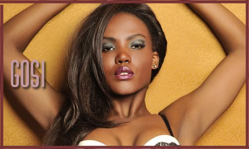 GOSI Model: Romy Nedjie