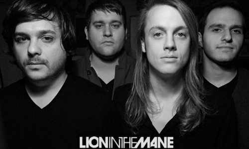 Lion in the Mane