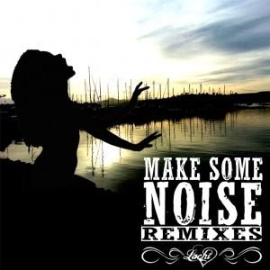 make some noise remixes album cover iMoveiLive