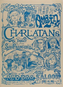 """The Amazing Charlatans and """"The Seed"""""""