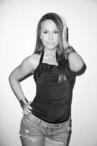 Andrea Godin iMoveiLive Black and White