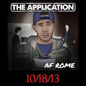 af rome application