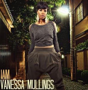 FRONT I'm Vanessa Mullings
