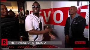 Revolt Studio A