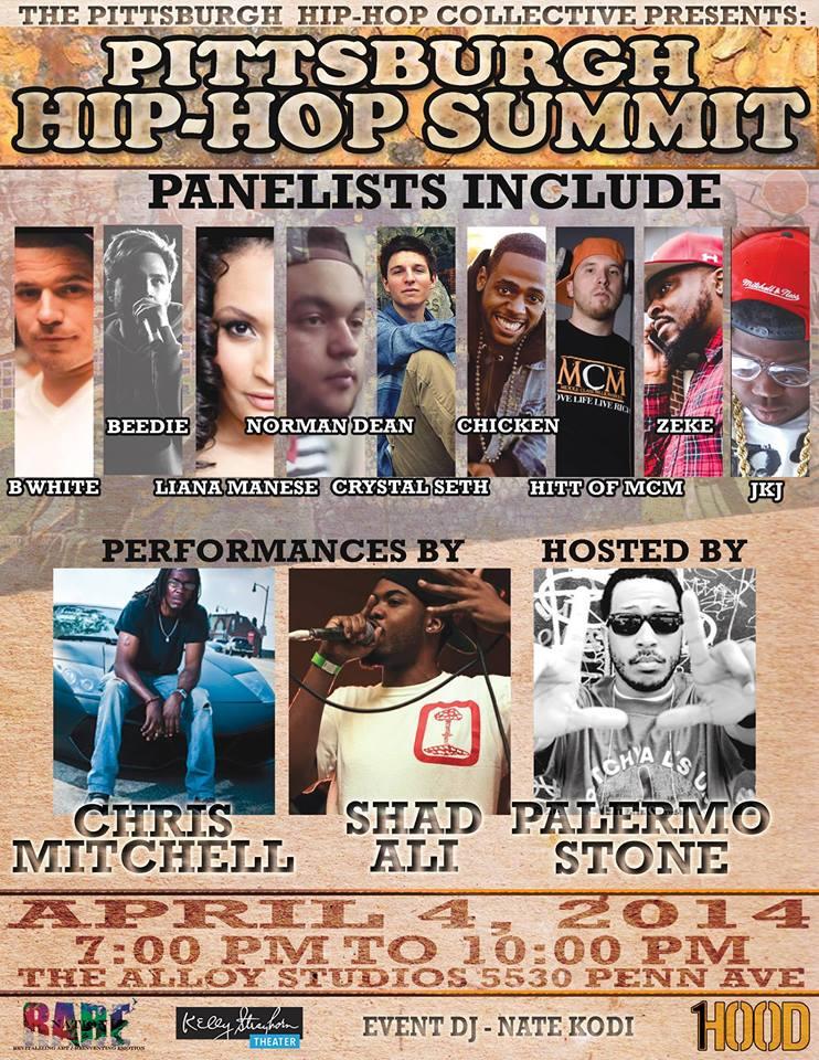 Music News: The Pittsburgh Hip Hop Summit – Local News