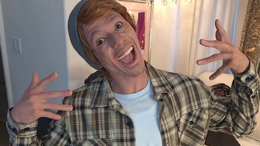 Music News: Nick Cannon Wears Whiteface to Plug 'White People Party Music' (Video) – National News