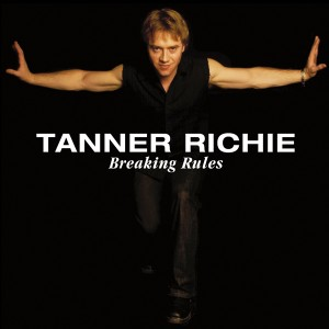 Tanner Richie - Breaking Rules - Cover
