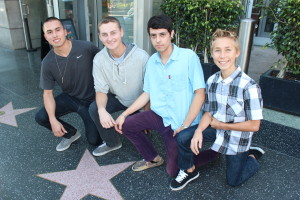 HMP in Hollywood