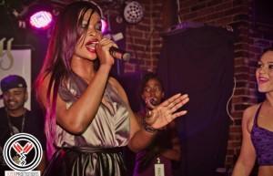 Yemimah Singing