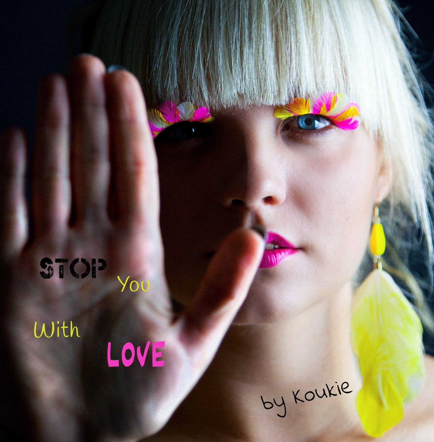 Music: Stop You With Love by Koukie – London, Uk