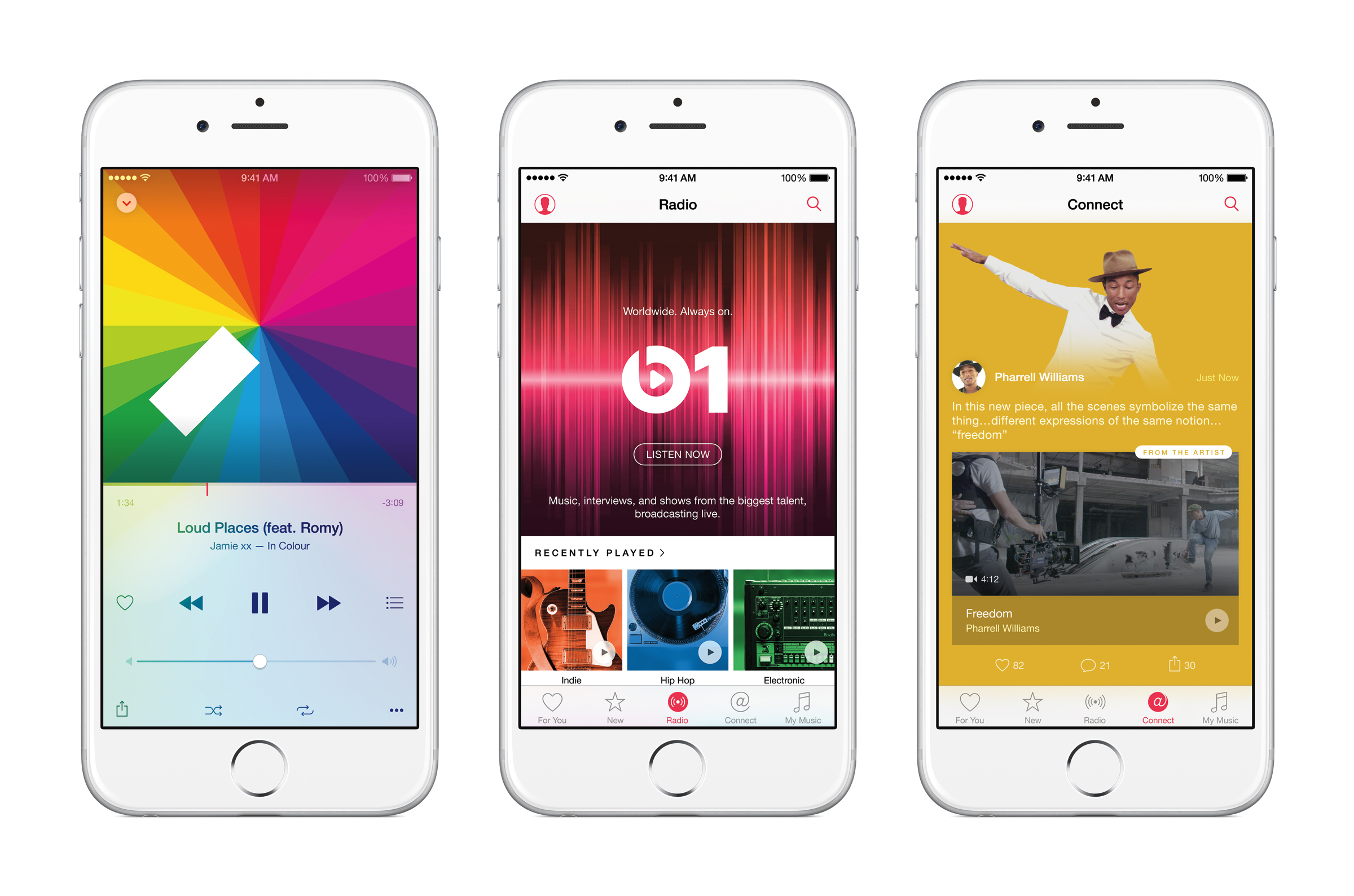 Music News: Music execs, managers and artists react to Apple Music news