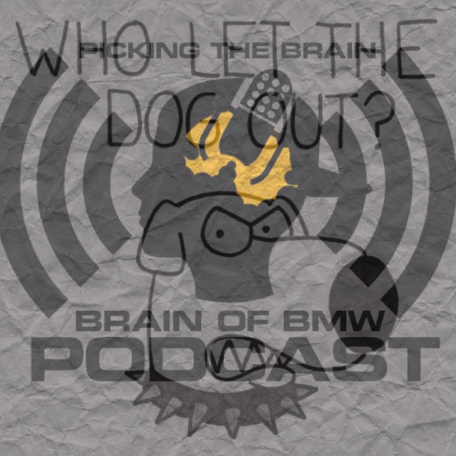 """Podcast: Picking The Brain """"Who Let The Dogs Out?!?!"""" Ep 9"""