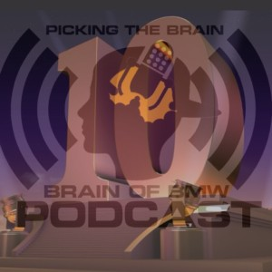 Picking The Brain Podcast Episode 10 ft Gina