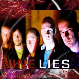 Nine Lies _ Band Square Wallpaper