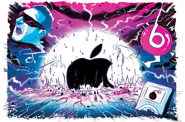 Music News: How Apple Shook Up the Music Industry in 2014