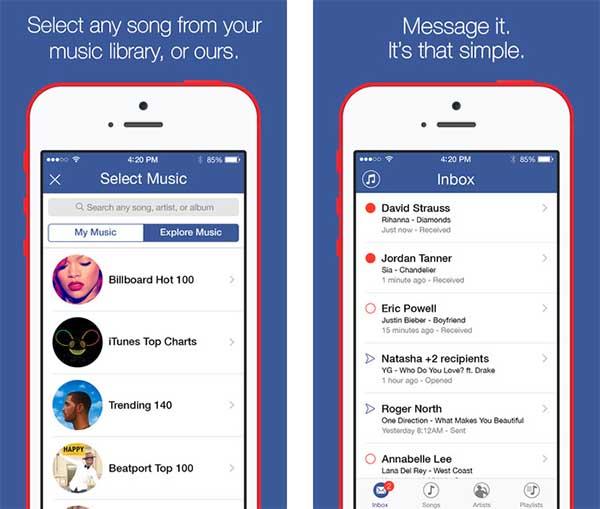 Music News: Music Messenger