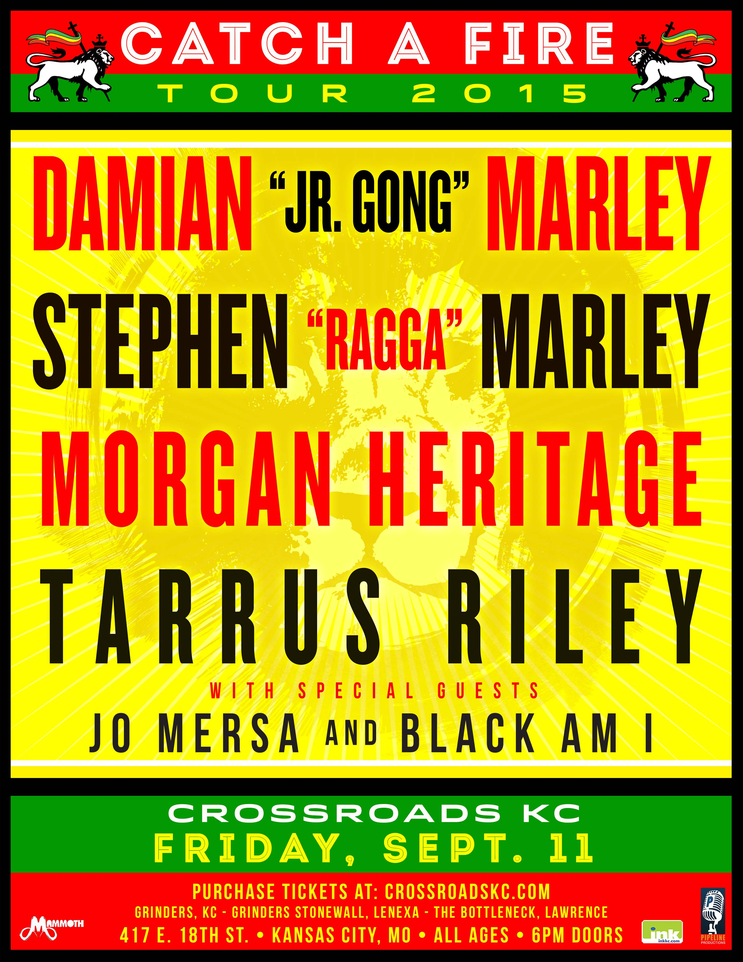 Music News: Damian Marley 'Catch a Fire' Tour will land in Las Vegas soon