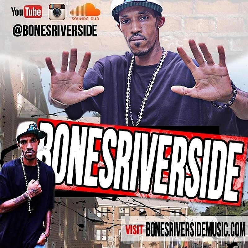 Music News: BONESRIVERSIDE Releases New Single From Upcoming Album Making Mixtapes Across United States and Getting A Reputation